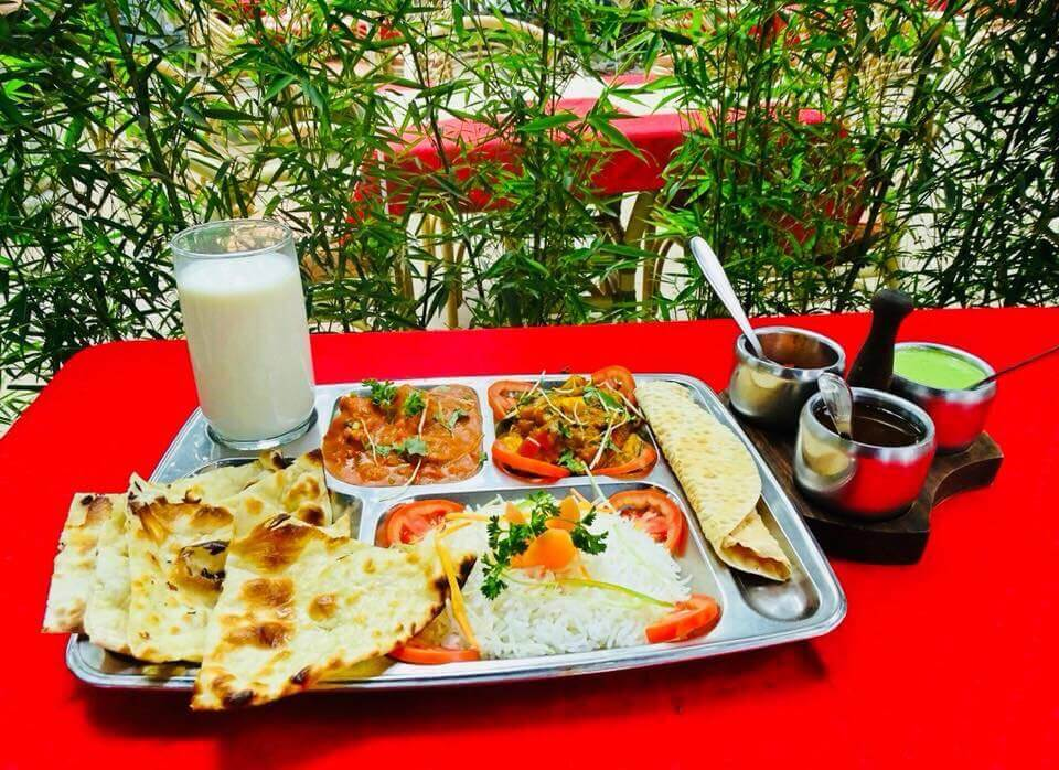 Daily Lunch Special.Mon-Fri 12pm to 3pm.Only at 24500/=